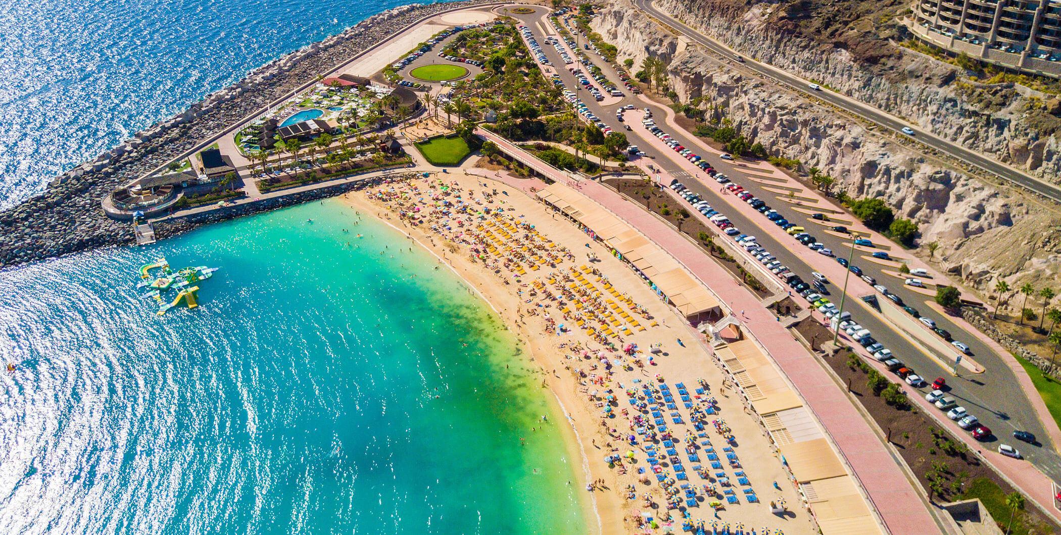 Landvetter Parkering | Topp 5 Platser Du Behöver Se På Gran Canaria